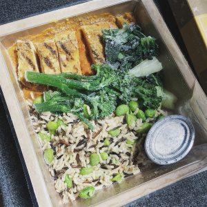 everdine review, everdine, food, food box, katsu, chicken